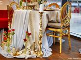 wynajem dekoracji ślubnych