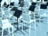 krzesło CASPE na Westerplatte