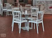 stolik PiPi i krzesła NAPOLEON