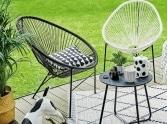 wynajem krzeseł ogrodowych