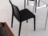 krzeslo caspe czarne