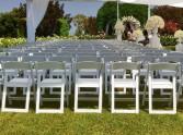 wynajem krzeseł ślubnych