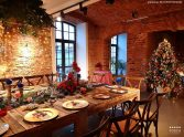 stoły drewniane wynajem