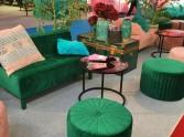 kanapa vigo love zielona