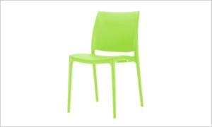krzesło CASPE zielone