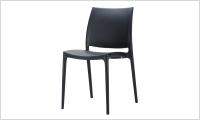 krzesło CASPE czarne