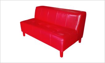 kanapa ESPOO czerwona