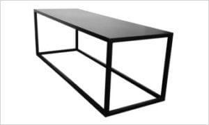 stolik BOXi PLUS czarny