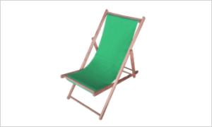 leżak SUN zielony