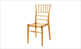 krzeslo CHIAVARI bursztyn