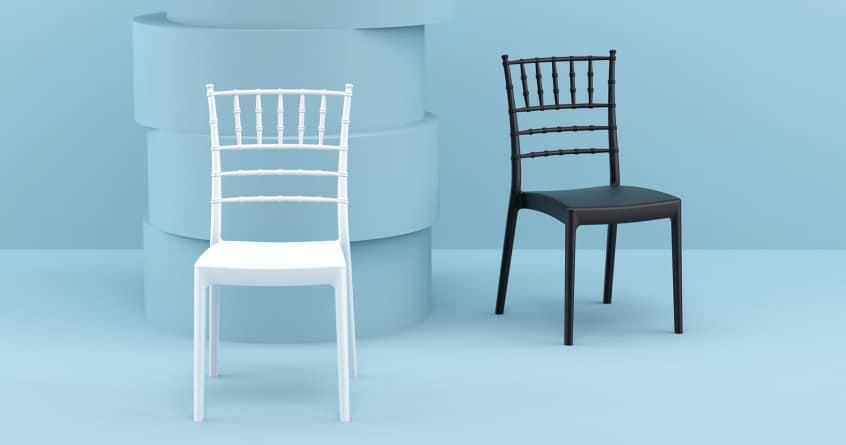 krzesła eventowe