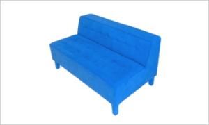 Wypożyczalnia niebieskich kanap VIGO love