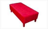 siedzisko VIGO czerwone